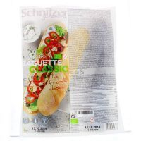 Baguette Classic de 360g de la marca Schnitzer (Panaderia Dietetica)