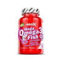 Mega Omega 3 Fish Oil - 90 Softgels