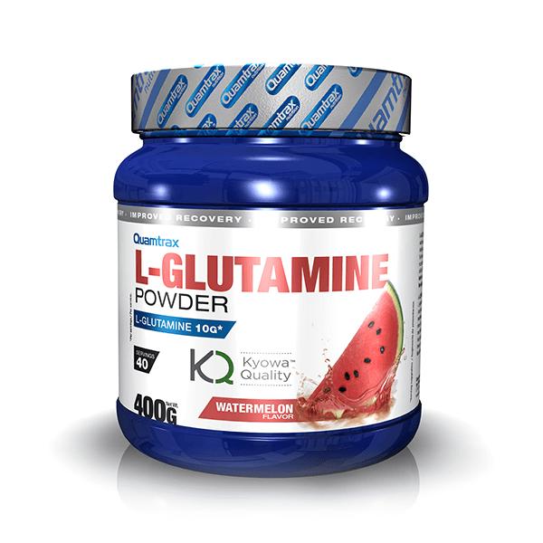 L-glutamine powder kyowa - 400g Quamtrax - 3