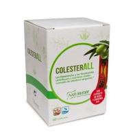 Colesterall envase de 60 cápsulas de la marca NaturLíder (Colesterol)