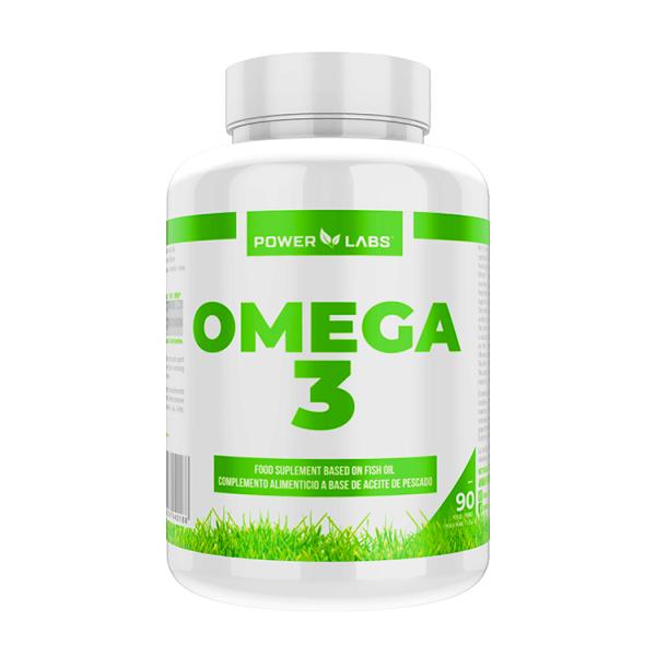 Omega 3 de 90 softgels del fabricante Power Labs