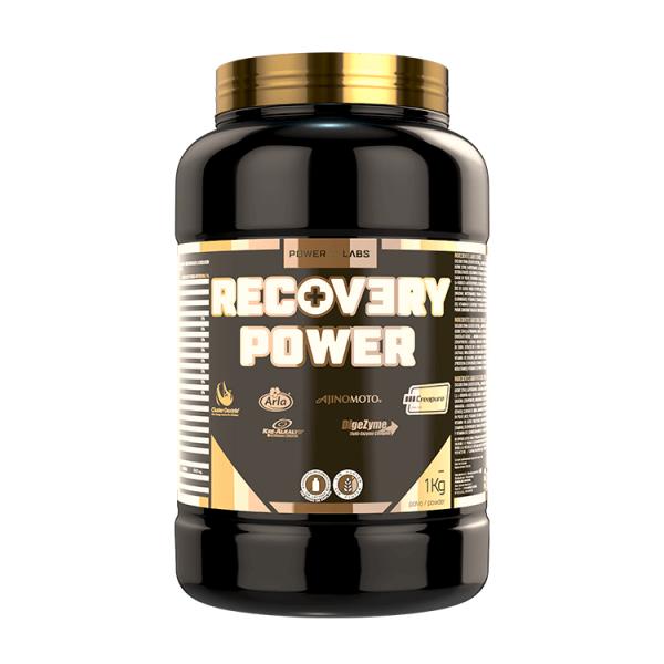 Recovery Power envase de 1 kg de Power Labs (Recuperación)