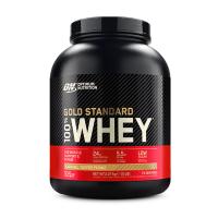 100% Whey Gold Standard 5 Lb envase de 2,27kg de Optimum Nutrition (Proteina de Suero Whey)