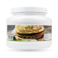 Oatmeal and egg white pancakes - 500g PR-OU Egg Protein - 2