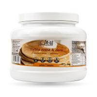 Oatmeal and egg white pancakes - 500g PR-OU Egg Protein - 3