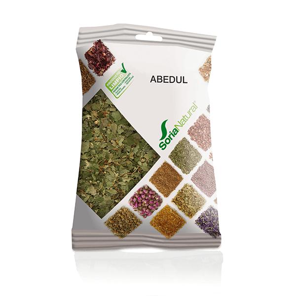 Abedul envase de 40g del fabricante Soria Natural (Huerto)