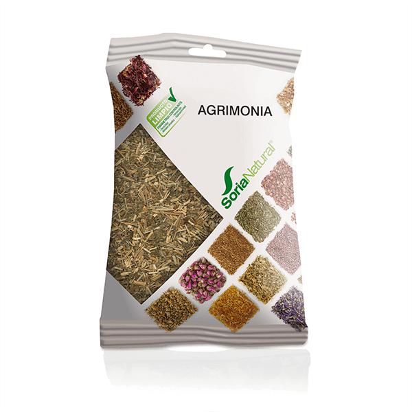 Agrimonia envase de 50g del fabricante Soria Natural (Huerto)