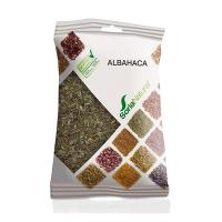 Albahaca envase de 40g de la marca Soria Natural (Huerto)