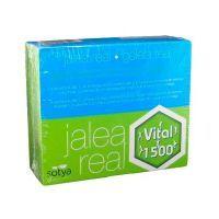 Jalea Real Vital 1500 envase de 20 viales del fabricante Sotya Health Supplements (Revitalizantes)