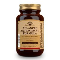 Fórmula Antioxidante Avanzada - 60 Cápsulas vegetales