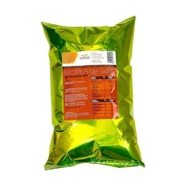 Lecitina de Soja de 800g de Sotya Health Supplements (Cereales y Legumbres)