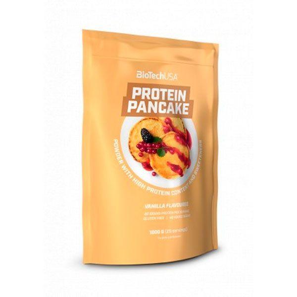 Tortitas de Proteína envase de 1kg de Biotech USA (Pancakes, Tortillas y Creps)