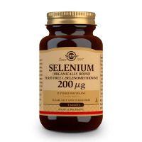 Selenio 200µg - 100 Tabletas