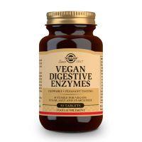 Vegan Enzimas Digestivas - 50 Tabletas masticables