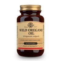 Aceite de Orégano Silvestre de 60 softgels del fabricante Solgar (Sistema Inmunológico)