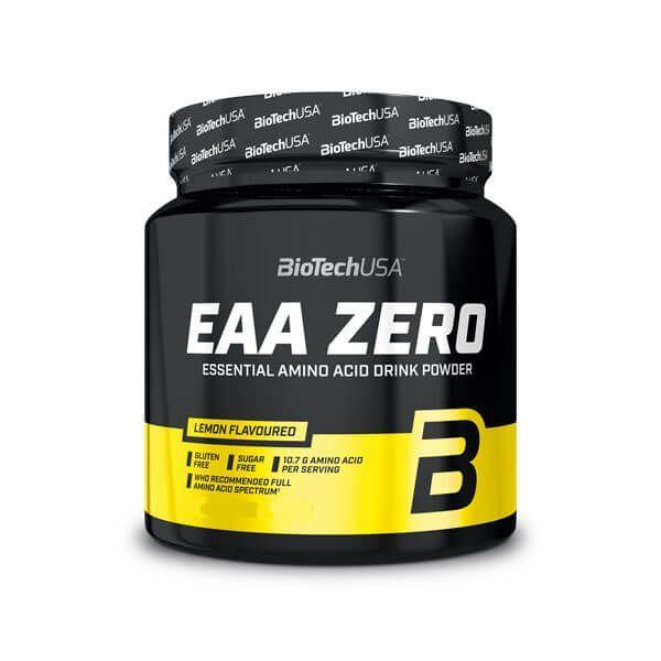 EAA Zero de 182g del fabricante Biotech USA (Esenciales e Hidrolizados)