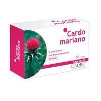 Cardo Mariano envase de 60 tabletas del fabricante Eladiet (Protectores Hepáticos)