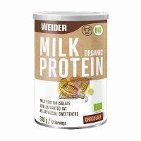 Milk Organic Protein de 300g de la marca Weider (Proteína de Aislado de Suero Isolate)