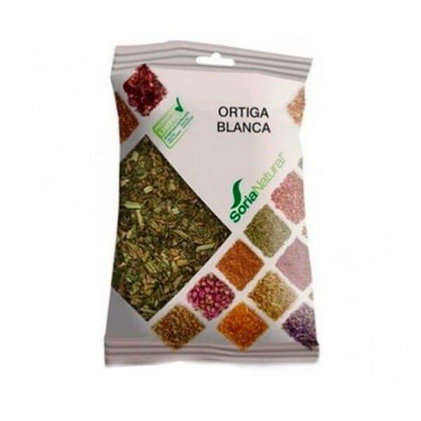 Ortiga Blanca de 40g de la marca Soria Natural (Infusiones y tisanas)