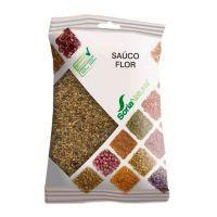 Saúco Flor envase de 40g de Soria Natural (Infusiones y tisanas)