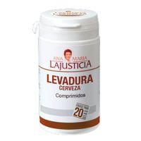 Levadura de Cerveza envase de 80 comprimidos de la marca Ana Maria Lajusticia  (Anti-Envejecimiento)