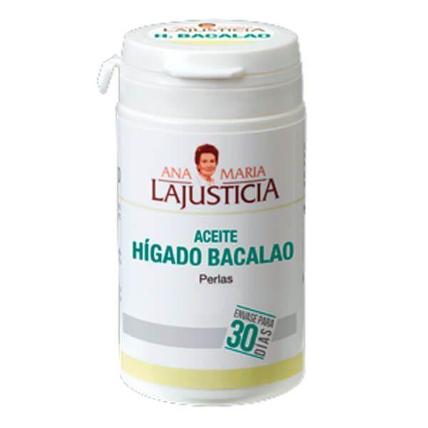 Óleo de Figado de Bacalhau - 90 Pérolas Ana Maria Lajusticia  - 1