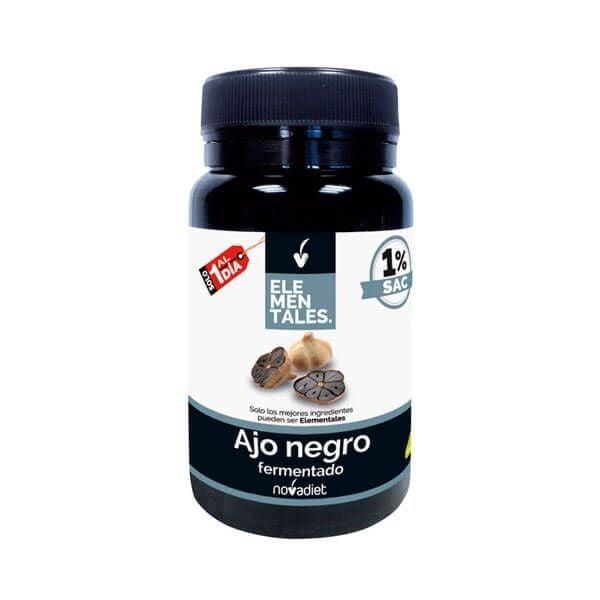 Ajo Negro Fermentado de 30 cápsulas de Novadiet (Sistema Circulatorio)
