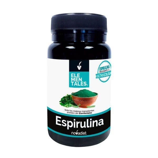 Espirulina de 30 cápsulas de Novadiet (Vitaminas y Minerales)