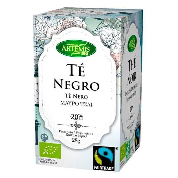 Black tea english breakfast eco - 20 sachets