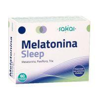 Melatonina Sleep - 60 Tabletas masticables