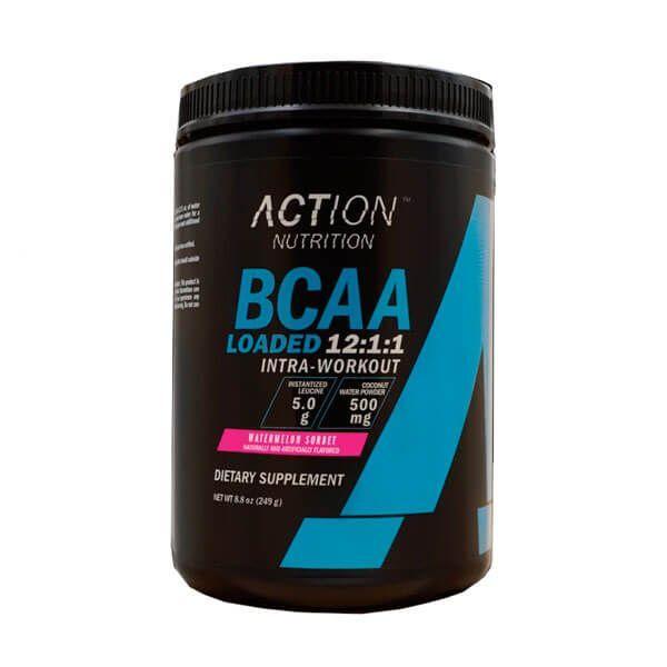 BCAA Loaded - 249g