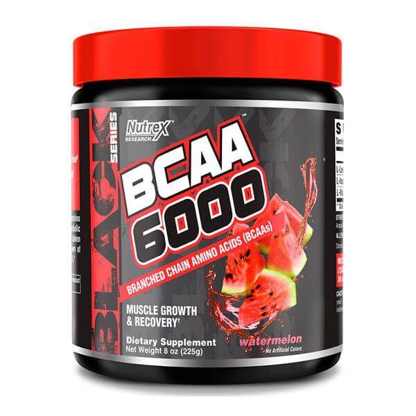 BCAA 6000 - 225g