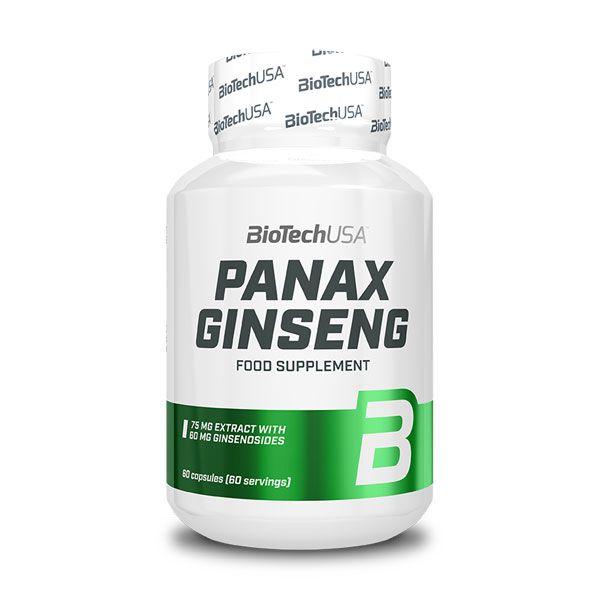 Panax Ginseng - 60 Cápsulas