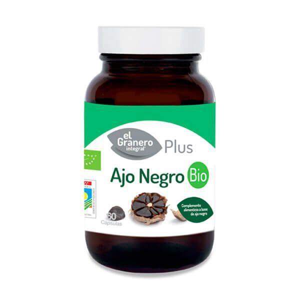 Ajo Negro Bio 400mg - 60 Cápsulas