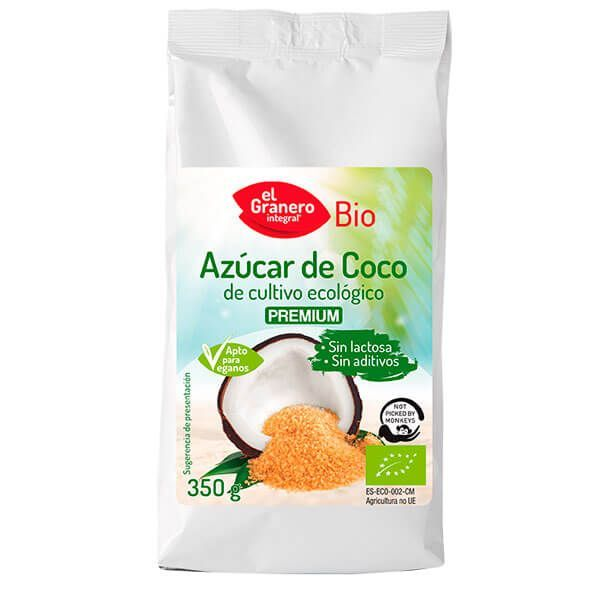 Azúcar de Coco Bio - 350g