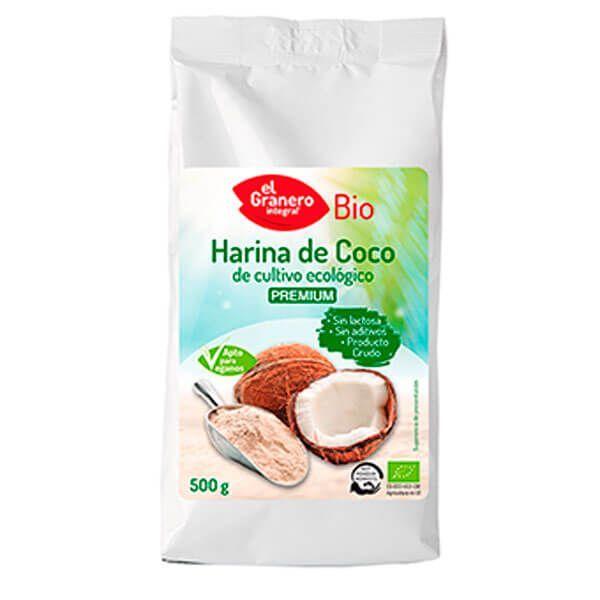 Harina de Coco Bio - 500g