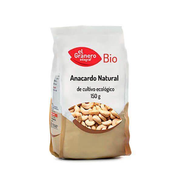 Anacardo Natural Bio - 150g