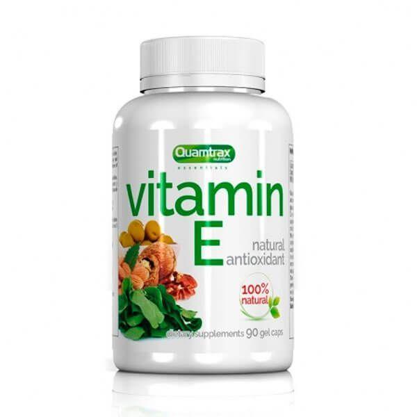 Vitamina E - 90 Softgels