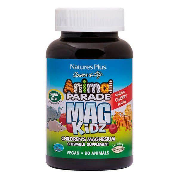Animal Parade Magnesio Kidz - 90 Tabletas