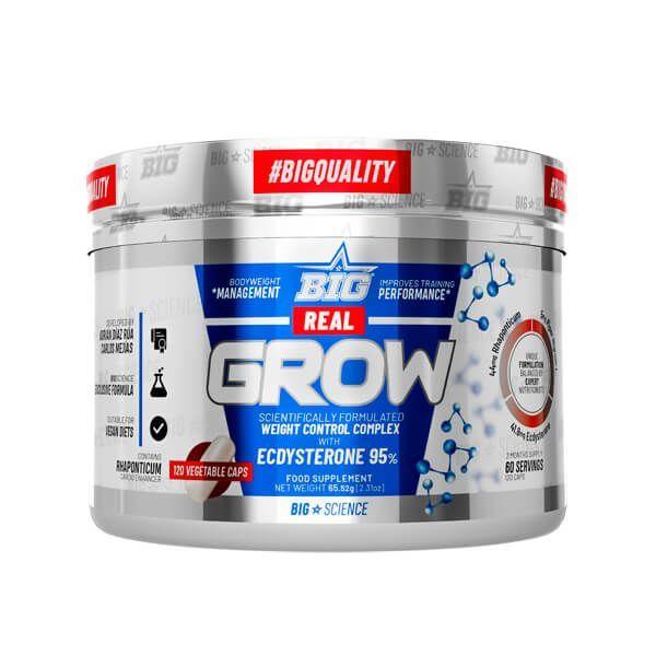Real Grow - 120 Cápsulas