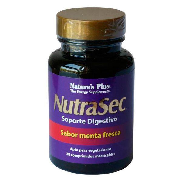 NutraSec - 30 Tabletas masticables