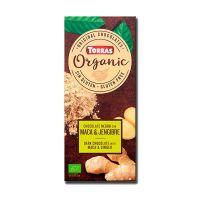 Chocolate Negro con Maca y Jengibre Orgánico - 100g