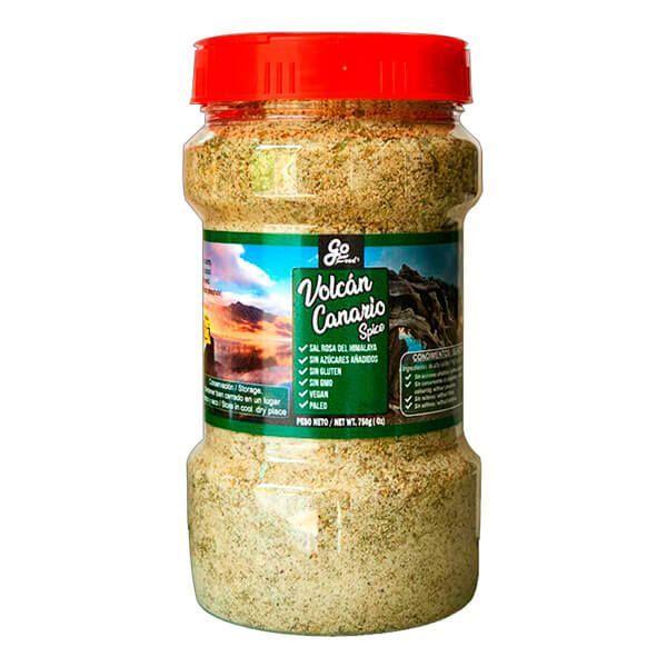 Spices volcan canario - 750g