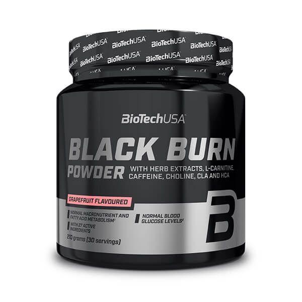Black Burn - 210g