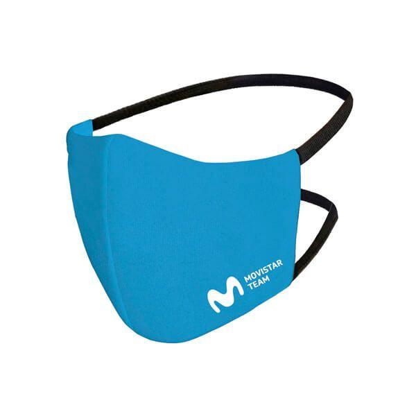 Mascarilla Reutilizable Movistar Team