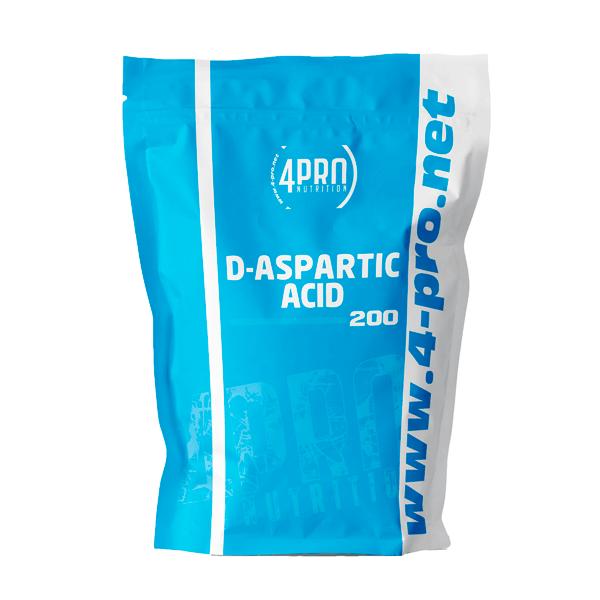 Ácido D-Aspártico - 200g