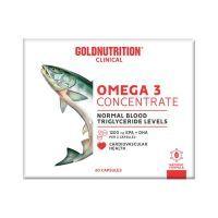 Omega 3 Concentrado - 60 Cápsulas