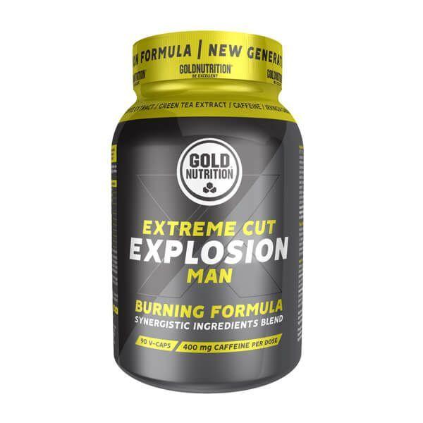 Extreme Cut Explosion Man - 90 Cápsulas
