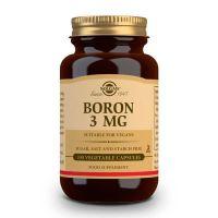 Boron 3mg - 100 cápsulas