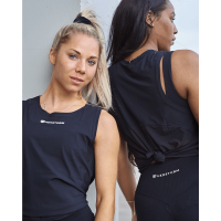 Camiseta de Entrenamiento Negra